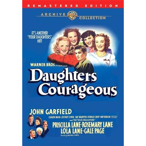 gifts and gadgets store - Daughters Courageous DVD Movie 1939 - Drama - Movies and DVDs