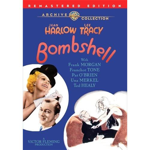 Bombshell DVD Movie 1933 - Comedy Movies and DVDs