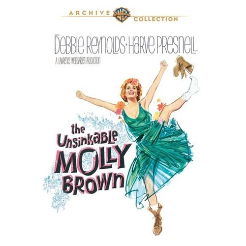 Unsinkable Molly Brown, Thevd9) [delisted] DVD Movie 1964 883316346136