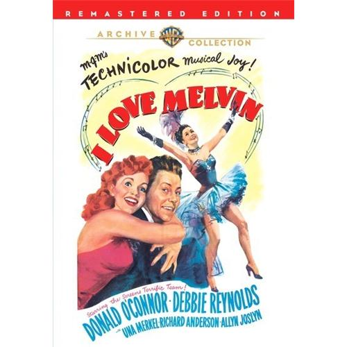 I Love Melvin (Remastered) DVD Movie 1953 - Music Video and Concerts Movies and DVDs