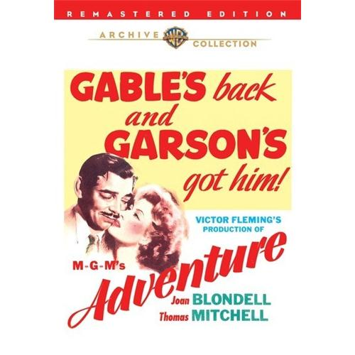 Adventure(Dvd9) DVD Movie 1945 - Drama Movies and DVDs