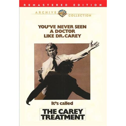 Carey Treatment, The DVD Movie 1972 - Drama Movies and DVDs