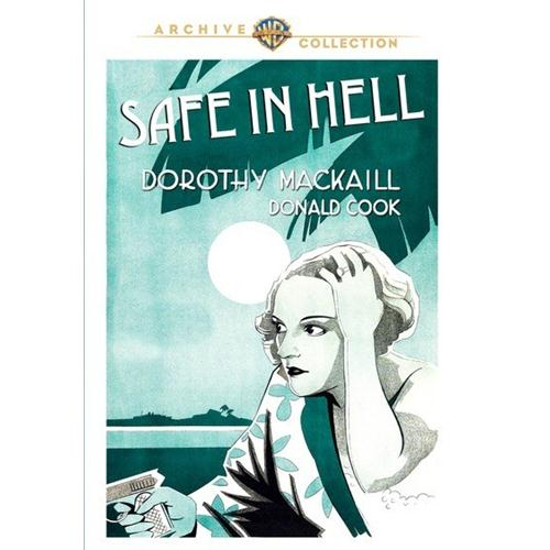 Safe In Hell DVD Movie 1931 - Drama Movies and DVDs