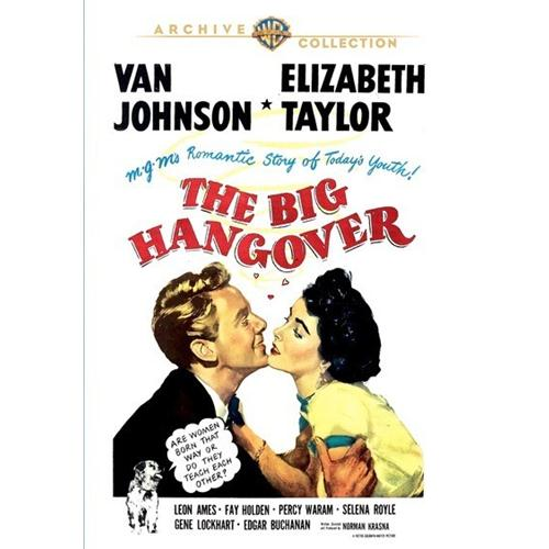 Big Hangover The DVD Movie 1950 - Comedy Movies and DVDs