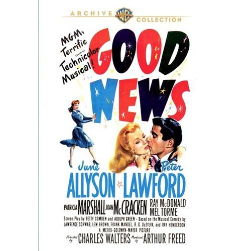 Good News DVD Movie 1947 8.83316E+11