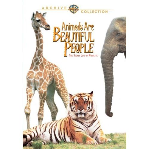 Animals Are Beautiful People DVD Movie 1974 - Documentary Movies and DVDs