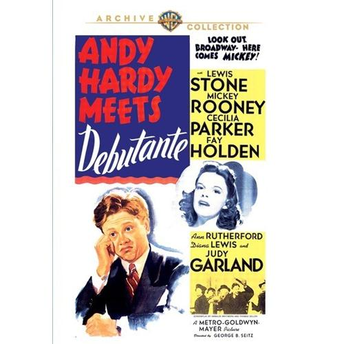 Andy Hardy Meets Debutante DVD Movie 1940 - Comedy Movies and DVDs