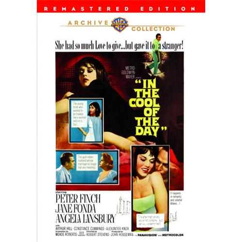 In The Cool Of The Day DVD Movie 1963 883316449400