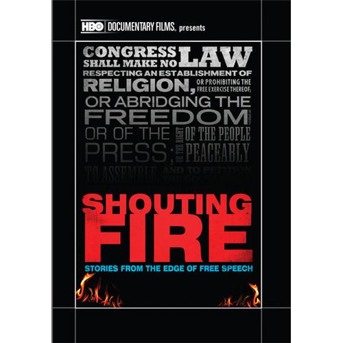 Shouting Fire: Stories From The Edge Of Free Speech DVD Movie 2009 - Documentary Movies and DVDs