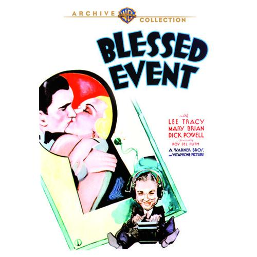 Blessed Event DVD Movie 1932 - Comedy Movies and DVDs