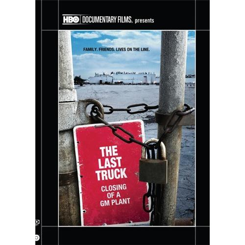 The Last Truck: Closing Of A Gm Plant (2009 TV) DVD Movie 2009 - Documentary Movies and DVDs
