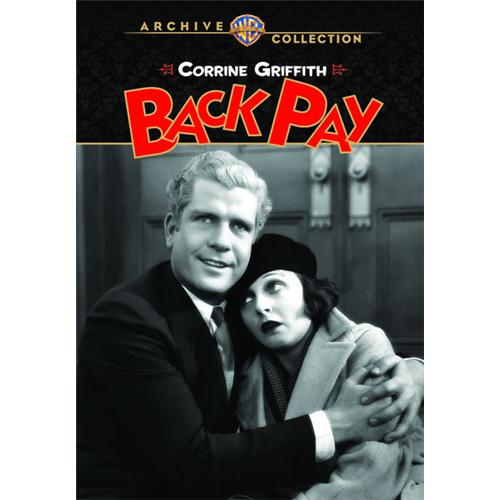Back Pay DVD Movie 1930 - Drama Movies and DVDs