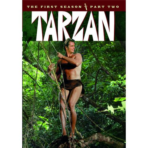 Tarzan - Season One: Part Two(4 Disc Set) DVD Movie 1966-67 883316455203