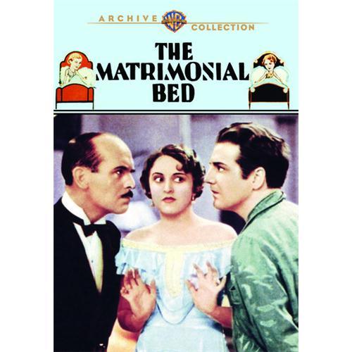 Matrimonial Bed, The DVD Movie 1930 883316470527
