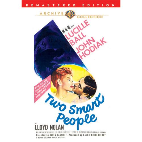 Two Smart People DVD Movie 1946 883316470572