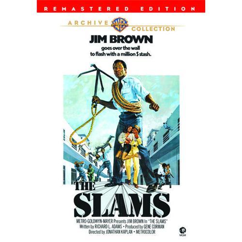 Slams, The DVD Movie 1973 883316474495