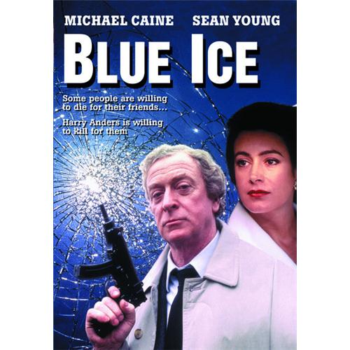 Blue Ice DVD Movie 1992 - Mystery and Suspense Movies and DVDs