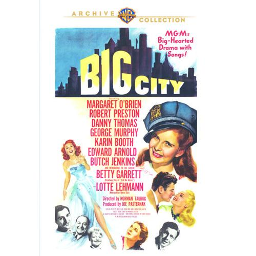 Big City DVD Movie 1948 - Music Video and Concerts Movies and DVDs
