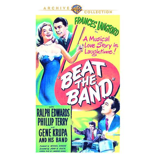 Beat The Band DVD Movie 1947 - Music Video and Concerts Movies and DVDs