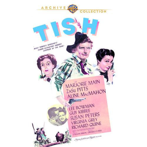 Tish DVD Movie 1942 - Comedy Movies and DVDs