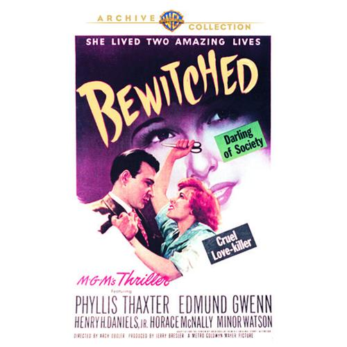 Bewitched DVD Movie 1945 - Mystery and Suspense Movies and DVDs