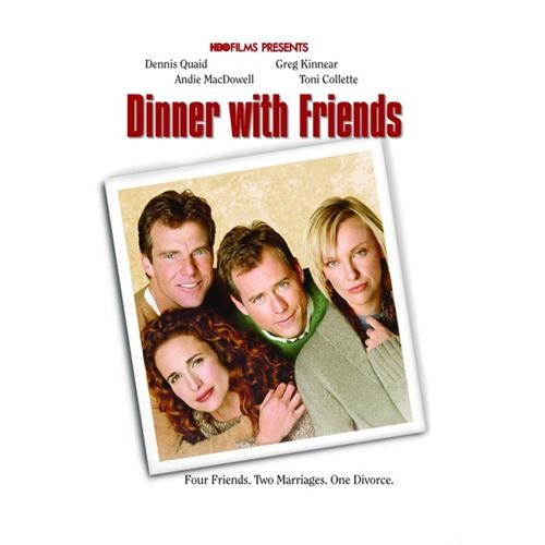 Dinner With Friends DVD Movie 2001 - Drama Movies and DVDs