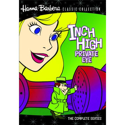 Inch High Private Eye(2 Disc Set) DVD Movie 1973