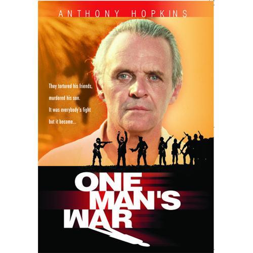 One Mans War DVD Movie 1991 - Drama Movies and DVDs