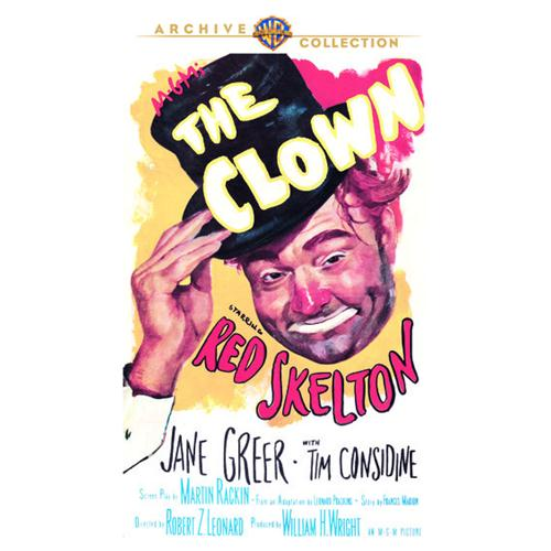 Clown, The DVD Movie 1952 - Comedy Movies and DVDs