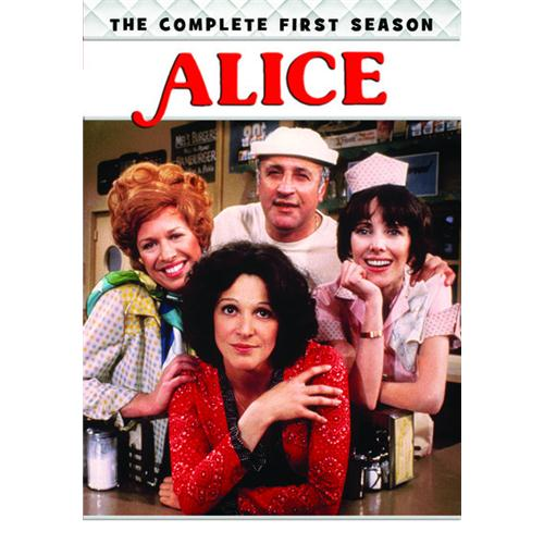 Alice: The Complete First Seasonn (3 Disc Set) Md2 DVD Movie 1976-77 - Comedy Movies and DVDs