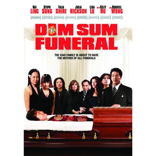 Dim Sum Funeral DVD Movie 2008 - Drama Movies and DVDs