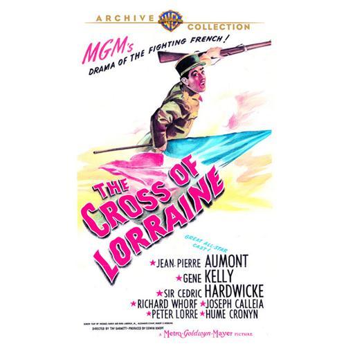 Cross Of Lorraine DVD Movie 1943 883316582299