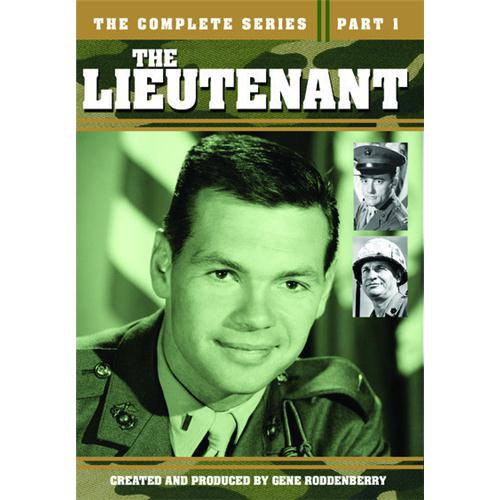 Lieutenant - The Complete Series, Pt 1 (4 Disc Set)Md2 DVD Movie 1963-64 883316602690
