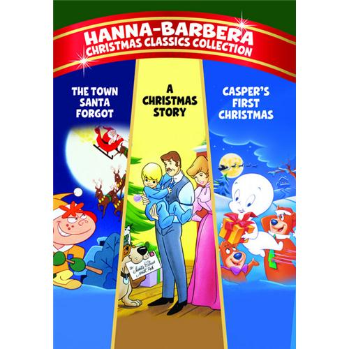 Hanna-Barbera Christmas Classics Collectionclassics Collection DVD Movie 1971-93 883316610619