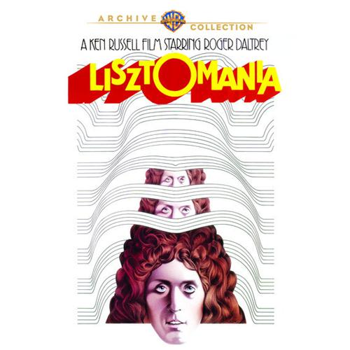 Lisztomania DVD Movie 1975 - Documentary Movies and DVDs