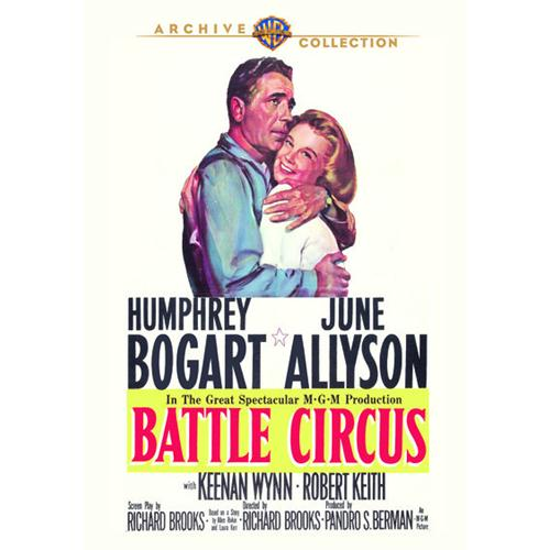 Battle Circus DVD Movie 1953 - Drama Movies and DVDs