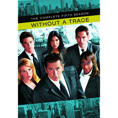 Without A Trace: The Complete Fifth Seasonseason (6 Disc Set)Md2 DVD Movie 2006-07 8.83317E+11