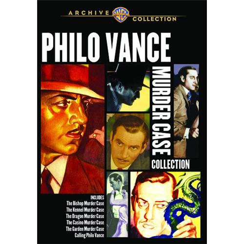 gifts and gadgets store - Philo Vance Murder Case Collection, Thetion (3 Disc Set) DVD Movie 1930-40 - Drama - Movies and DVDs