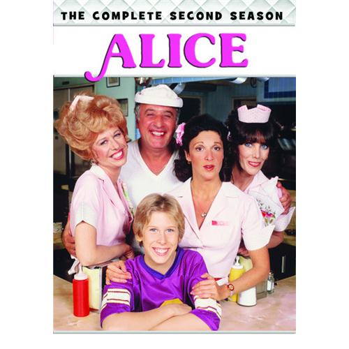 Alice: The Complete Second Season(3 Disc Set) Md2 DVD Movie 1977-78 - Comedy Movies and DVDs