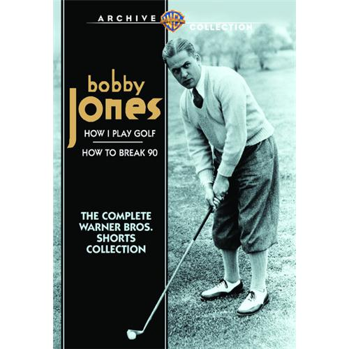 Bobby Jones: The Complete Warner Bros. Shorts Collectionbros Shorts Coll (Dvd9) DVD Movie 1931-33 - Comedy Movies and DVDs