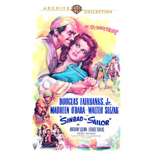 gifts and gadgets store - Sinbad The Sailor(Dvd9) DVD Movie 1947 - Action and Adventure - Movies and DVDs