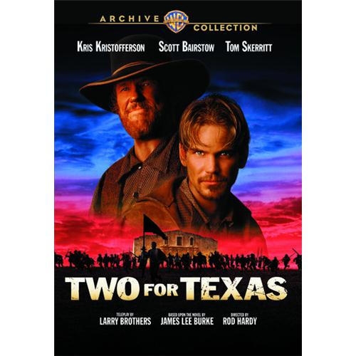 Two For Texas DVD Movie 1998 883316678138