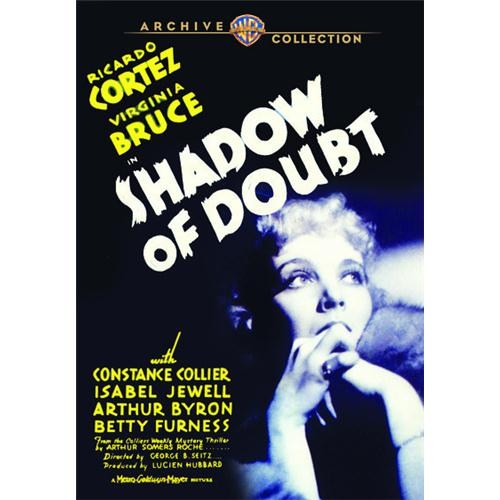 Shadow Of Doubt DVD Movie 1935 883316679241