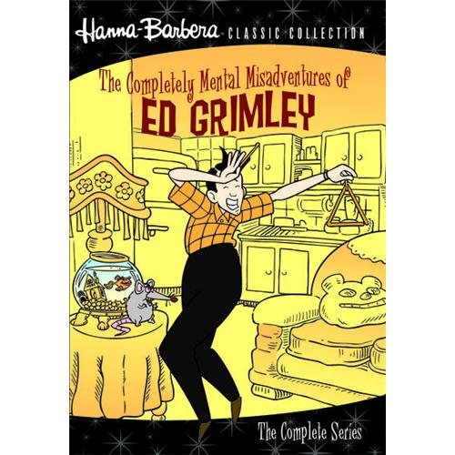 The Completely Mental Misadventures Of Ed Grimley: The Complete Seriess Of Ed Grimley (2 Disc Se DVD Movie 1988 883316716366
