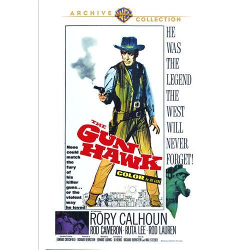 The Gun Hawk DVD Movie 1963 883316716762