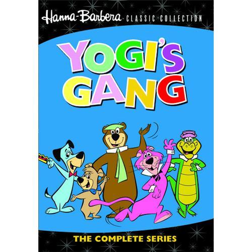 Yogi's Gang(2 Disc Set) Md2 DVD Movie 1973 8.83317E+11