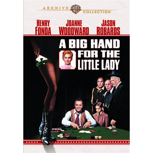 Big Hand For A Little Lady A DVD Movie 1966 - Comedy Movies and DVDs