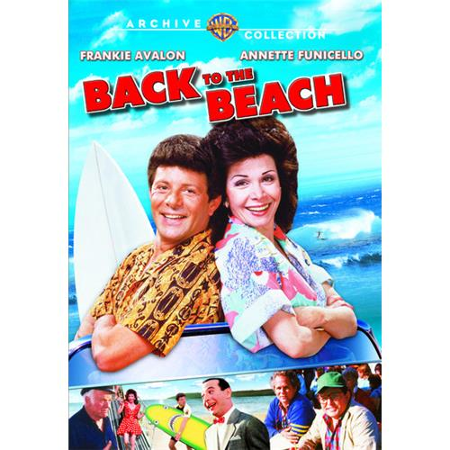 Back To The Beach (Pmt)Md2 DVD Movie 1987 - Comedy Movies and DVDs