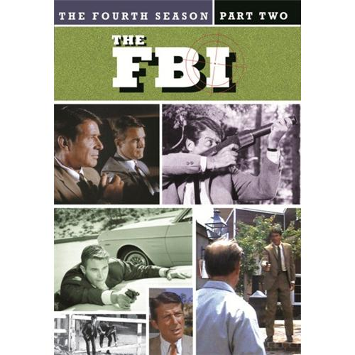 Fbi, The: The Fourth Season(7 Disc Set) Md2 DVD Movie 1968-69 883316730799