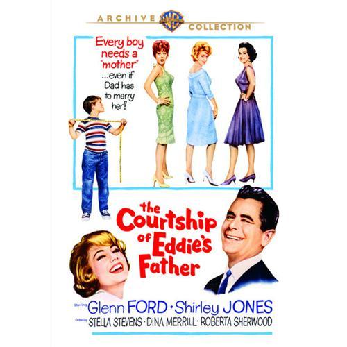 Courtship Of Eddies Father, The(Dvd9) DVD Movie 1963 ...
